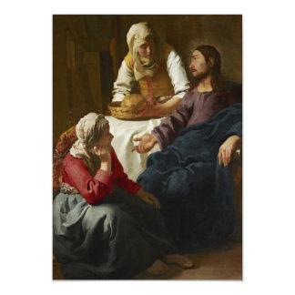 Cristo en la casa de Martha y de Maria por Vermeer Anuncios Personalizados