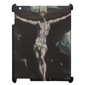 Cristo en la cruz de El Greco