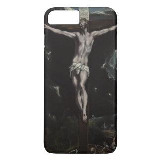 Cristo en la cruz de El Greco Funda iPhone 7 Plus