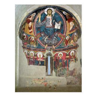 Cristo en la gloria 2 tarjeta postal