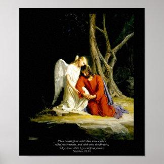 Cristo en la pintura de Giclee de la obra maestra  Posters