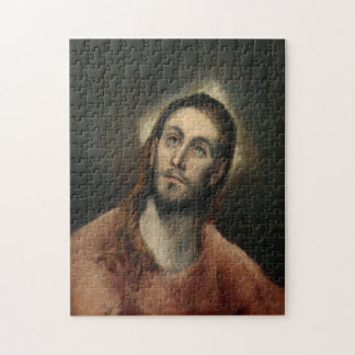 Cristo en rezo de El Greco Puzzle