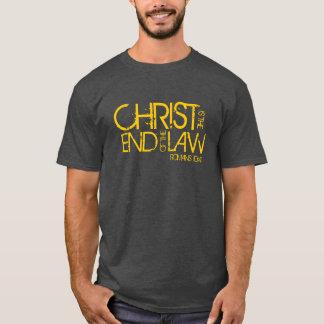 Cristo es el extremo de la camiseta del verso de