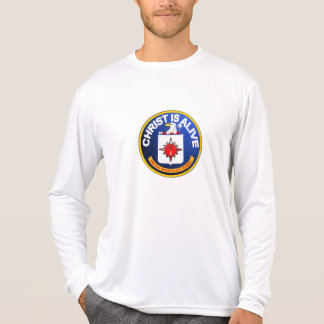 Cristo está vivo - icono de la Cia idéntico T-shirts