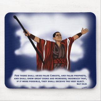Cristo falso (Obama) Mousepad