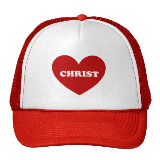 Cristo Gorro De Camionero