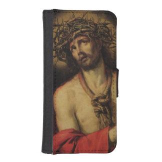 Cristo, hombre de dolores, 1641 (aceite en lona) billetera para teléfono