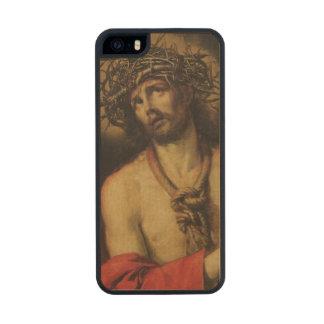 Cristo, hombre de dolores, 1641 (aceite en lona) funda de arce carved® para iPhone 5 slim