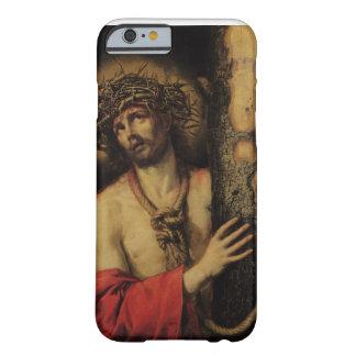 Cristo, hombre de dolores, 1641 (aceite en lona) funda para iPhone 6 barely there