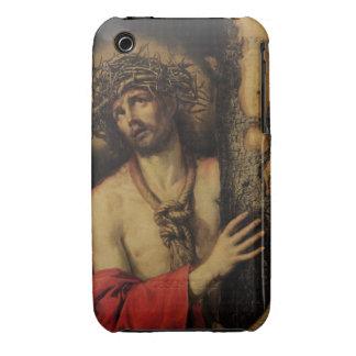Cristo, hombre de dolores, 1641 (aceite en lona) iPhone 3 Case-Mate cárcasas