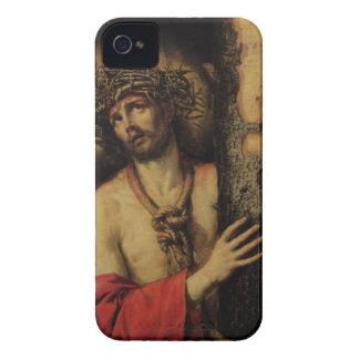 Cristo, hombre de dolores, 1641 (aceite en lona) iPhone 4 Case-Mate carcasa