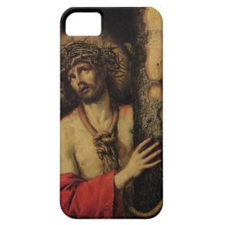 Cristo, hombre de dolores, 1641 (aceite en lona) iPhone 5 funda