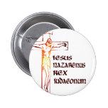 Cristo INRI Tradution Pin