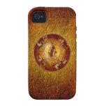 Cristo la iconografía del cristiano de Pantokrator iPhone 4/4S Carcasa