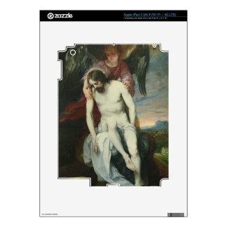 Cristo muerto apoyado por un ángel, c.1646-52 (ace iPad 3 pegatina skin