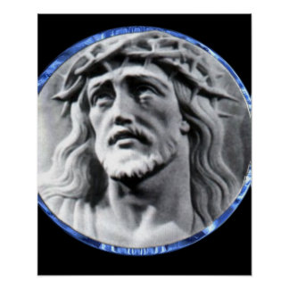 Cristo nuestro señor póster