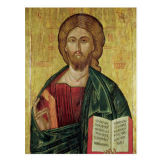 Cristo Pantocrator 1607 Postales