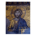 Cristo Pantocrator Tarjeta Postal