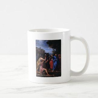 Cristo que cura a las persianas circa 1682 tazas de café