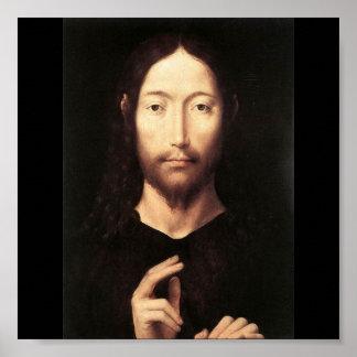Cristo que da su bendición, c.1478 impresiones