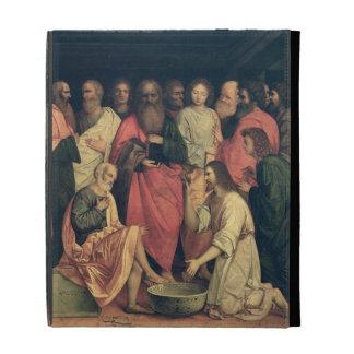 Cristo que lava los pies de los discípulos