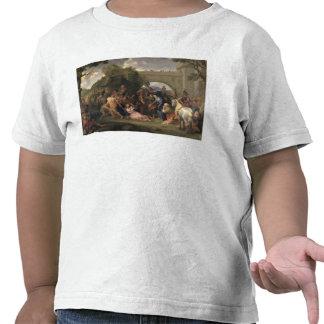 Cristo que lleva la cruz, 1688 camisetas
