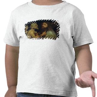 Cristo que lleva la cruz camiseta