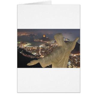 Cristo Redentor Card