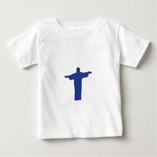 Cristo Redentor extrusion Baby T-Shirt