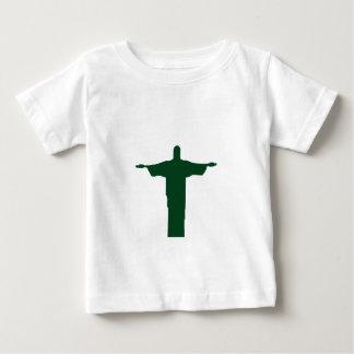 Cristo Redentor_green Baby T-Shirt