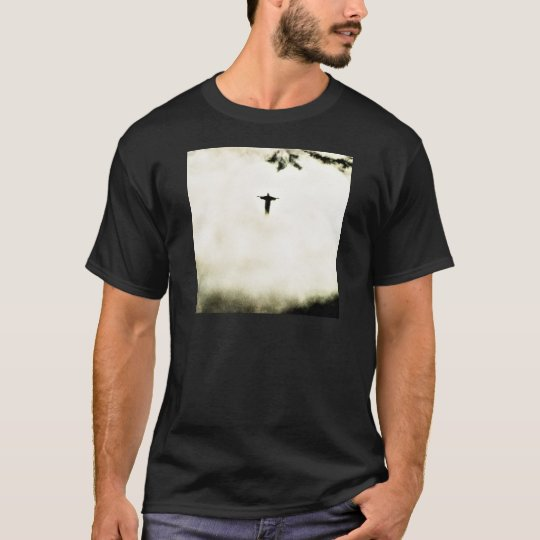 Cristo Redentor In the Clouds T-Shirt