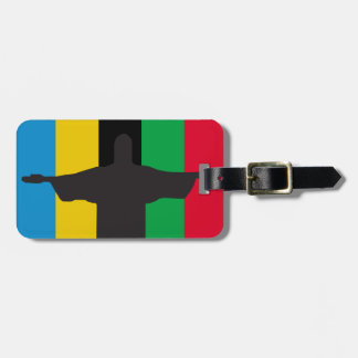Cristo Redentor_olimpic Luggage Tag