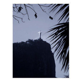 Cristo Redentor Postcard