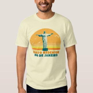 CRISTO REDENTOR RIO DE JANEIRO T SHIRTS