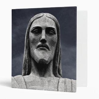 Cristo Redentor Statue Binder