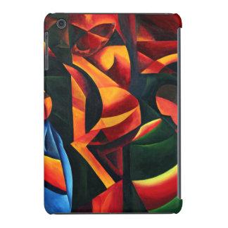 Cristo - respiración pasada 2008 fundas de iPad mini