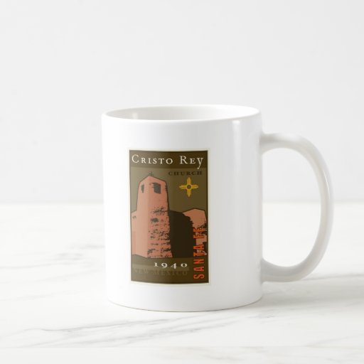 Cristo Rey Church Classic White Coffee Mug
