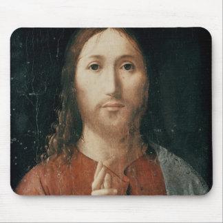 Cristo Salvator Mundi, 1465 Mouse Pad