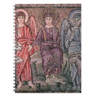 Cristo separa las ovejas de las cabras, 6to CEN Libreta Espiral