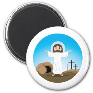 Cristo subido iman