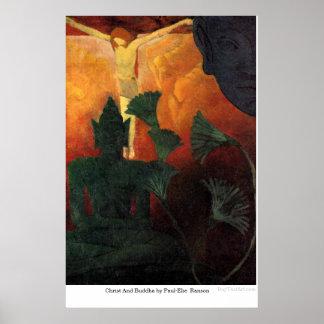 Cristo y Buda de Paul-Elie Ranson Posters
