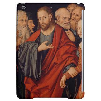 Cristo y el adulterio admitido mujer