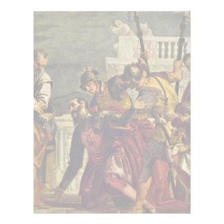 Cristo y el centurión de Capernaum por Veronese Membretes Personalizados