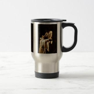 Cristo y St Bernard de Ribalta Francisco Taza De Café