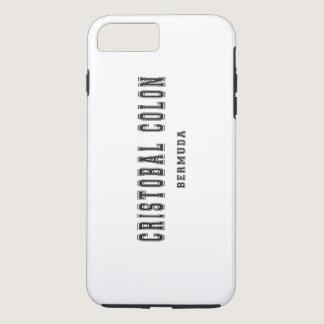 Cristobal Colon, Bermuda iPhone 7 Plus Case