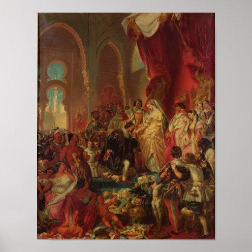Cristóbal Colón Posters