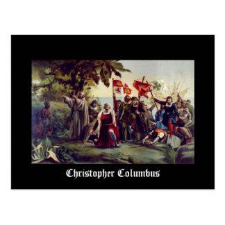 Cristóbal Colón Tarjetas Postales