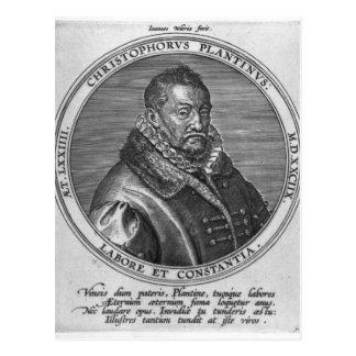 Cristóbal Plantin Postal