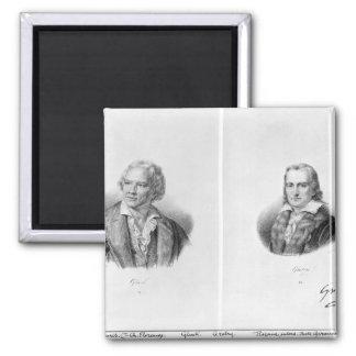 Cristóbal Willibald von Gluck y Andre Imán Para Frigorífico