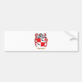 Critchley Coat of Arms Bumper Sticker